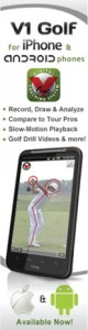 V1 Golf for iPhone and Android Phones